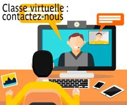 CLASSES VIRTUELLES - Contactez ACTIS